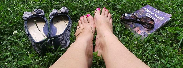 Vad är och hur upplevs svullna fötter?